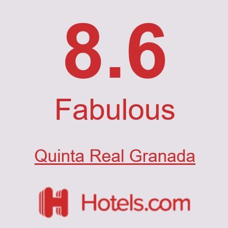 Hoteles.com y Quinta Real Granada - Garantia de calidad