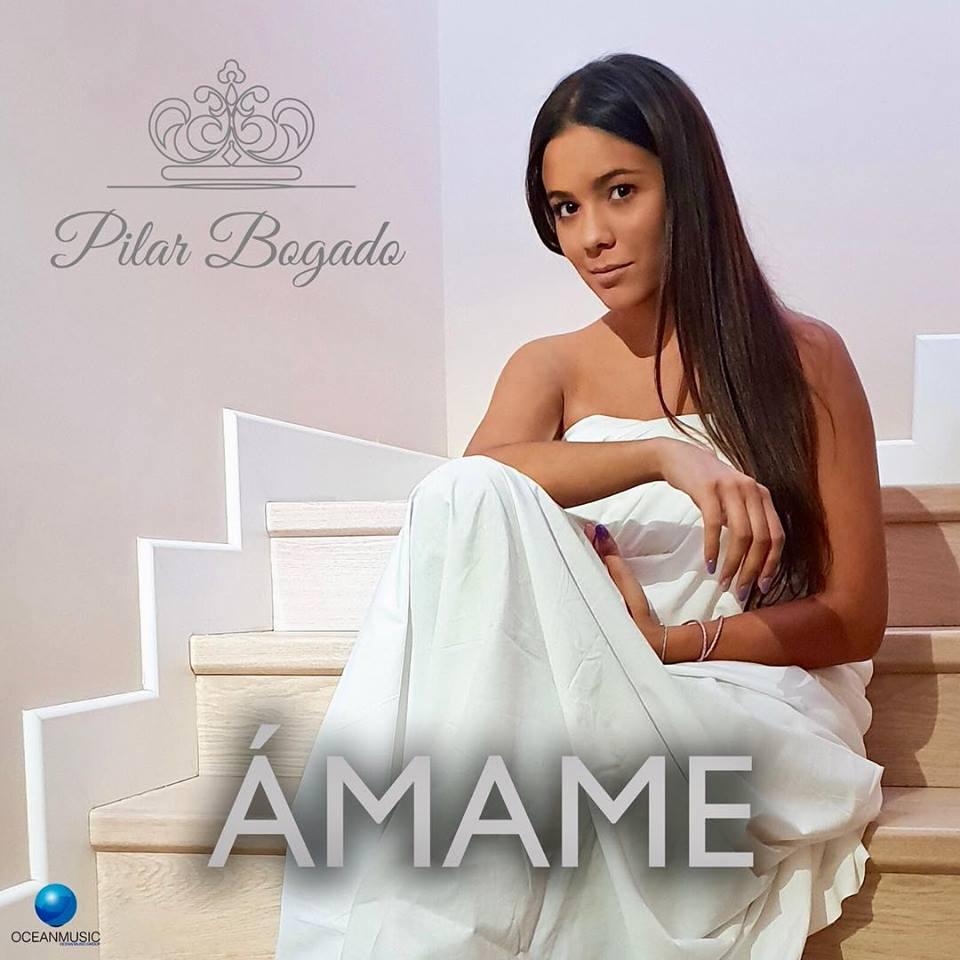 Nuevo videoclip - Pilar Bogado - Ámame