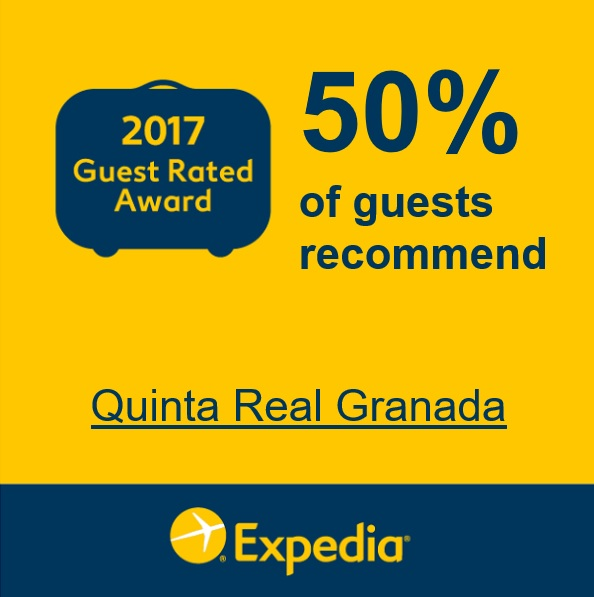 2017 GUEST RATED AWARS - EXPEDIA.COM